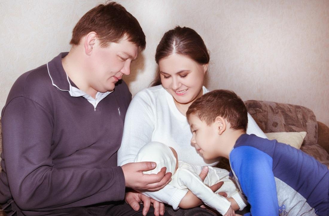 Семья новая жизнь