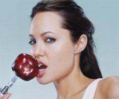 Секреты диеты Анджелины Джоли
