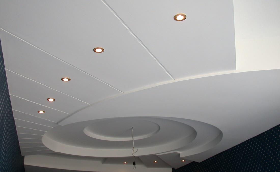 Ремонт и дизайн потолка
