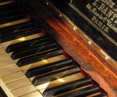 Чистка клавишей музыкальных инструментов и изделий из слоновой кости