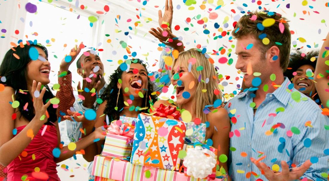 Как быстро организовать празднование дня рождения