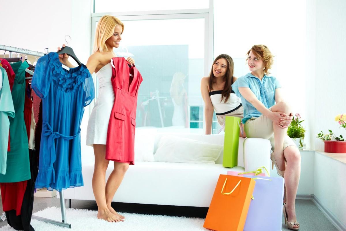 Как правильно подобрать цвет одежды