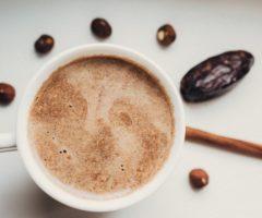 Индийский напиток шоколад