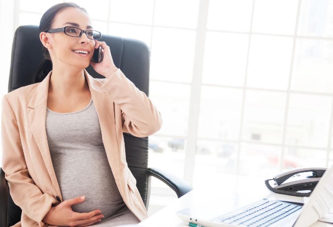 Права беременных женщин на работе