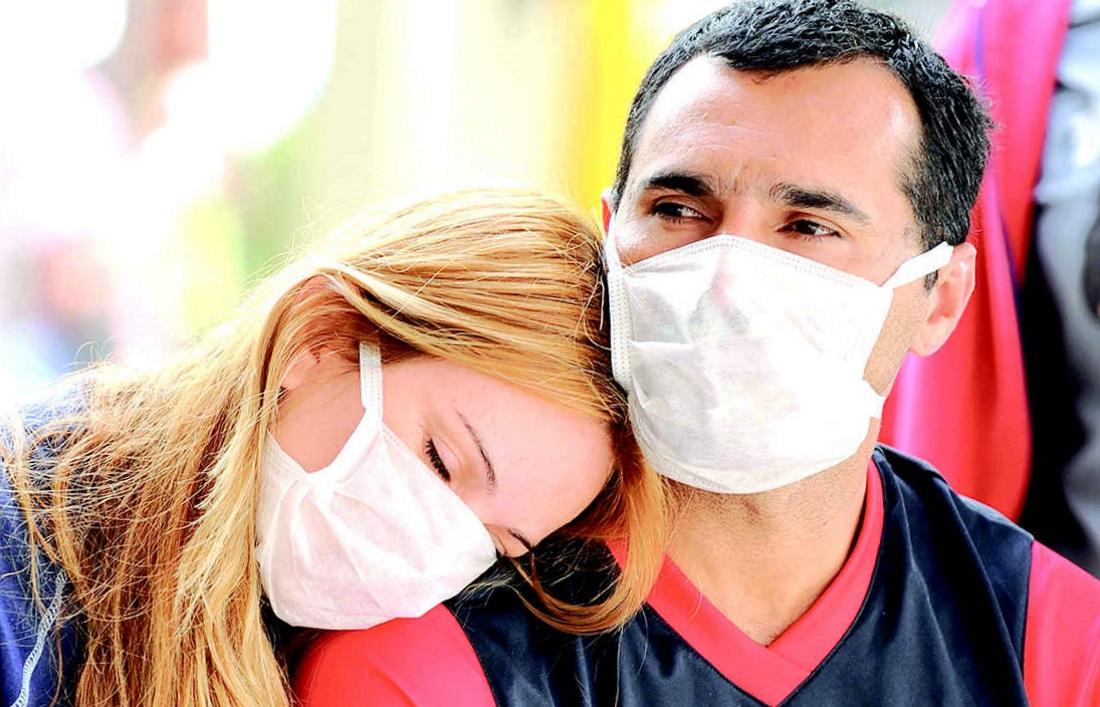 Профилактика инфекционных заболеваний при поездках в общественном транспорте