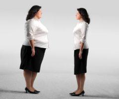 Как бороться с лишним весом полной женщины на работе