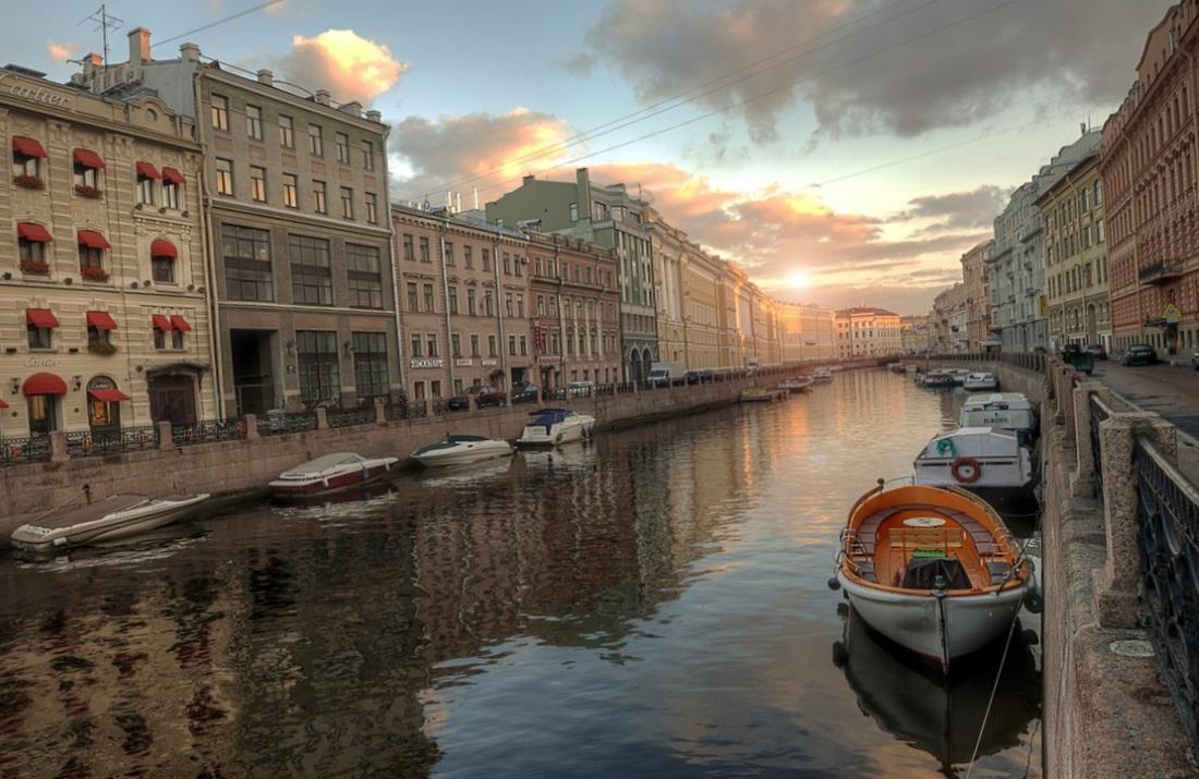 St Petersburg город невест