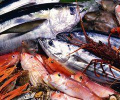 Таблица калорийности рыбы