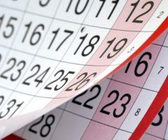 Перенос выходных дней в июне 2012 года