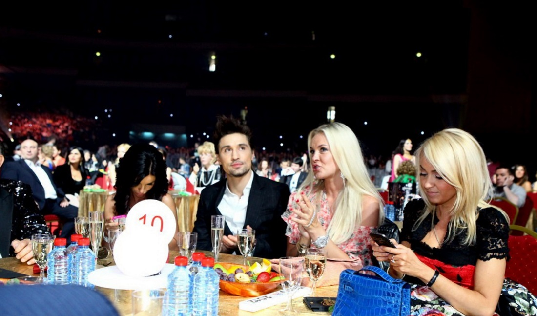 Премия МУЗ-ТВ 2012