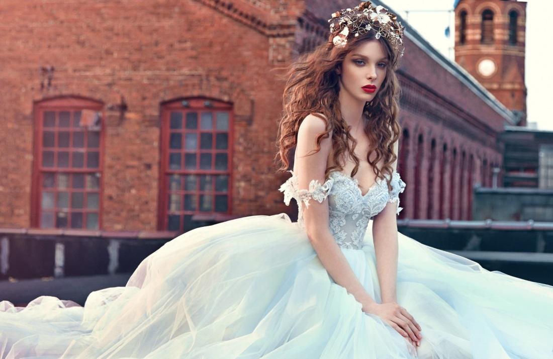 Свадебные платья от Carolina Herrera 2012