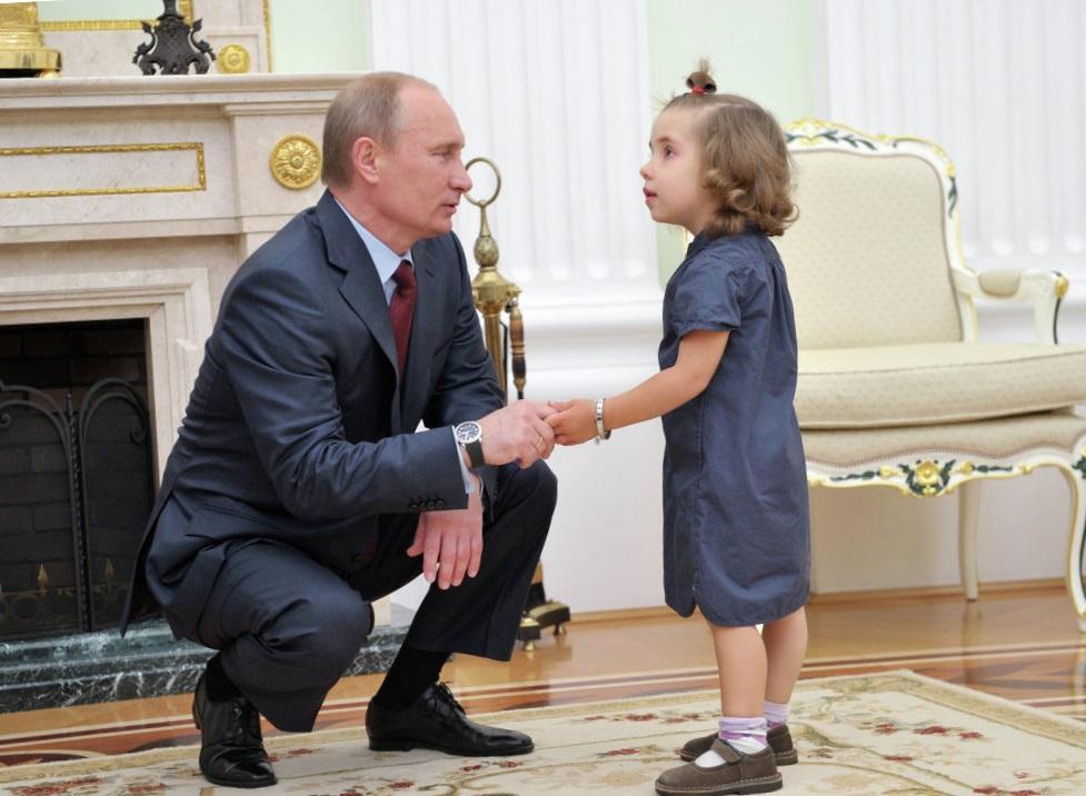 Путин и Толоконский помогут создать в Новосибирске центр для реабилитации детей