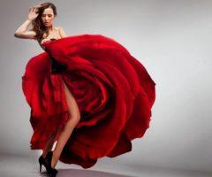 Выбор правильного платья
