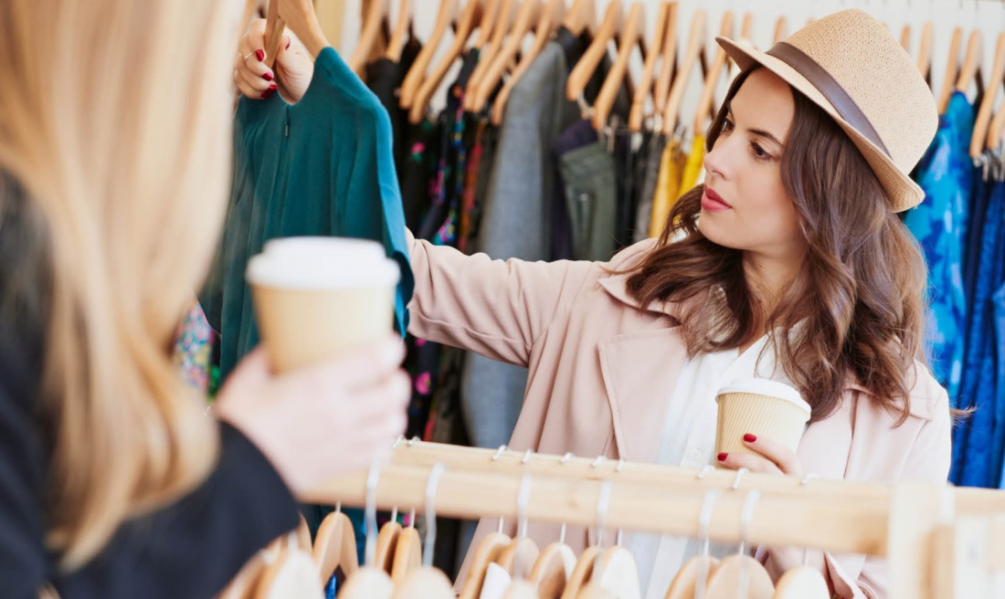 Пособие для модниц или как приобрести одежду категории люкс