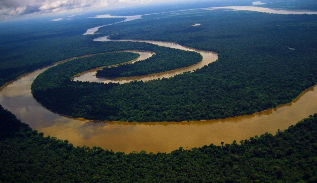 Выживание в селах реки Амазонка