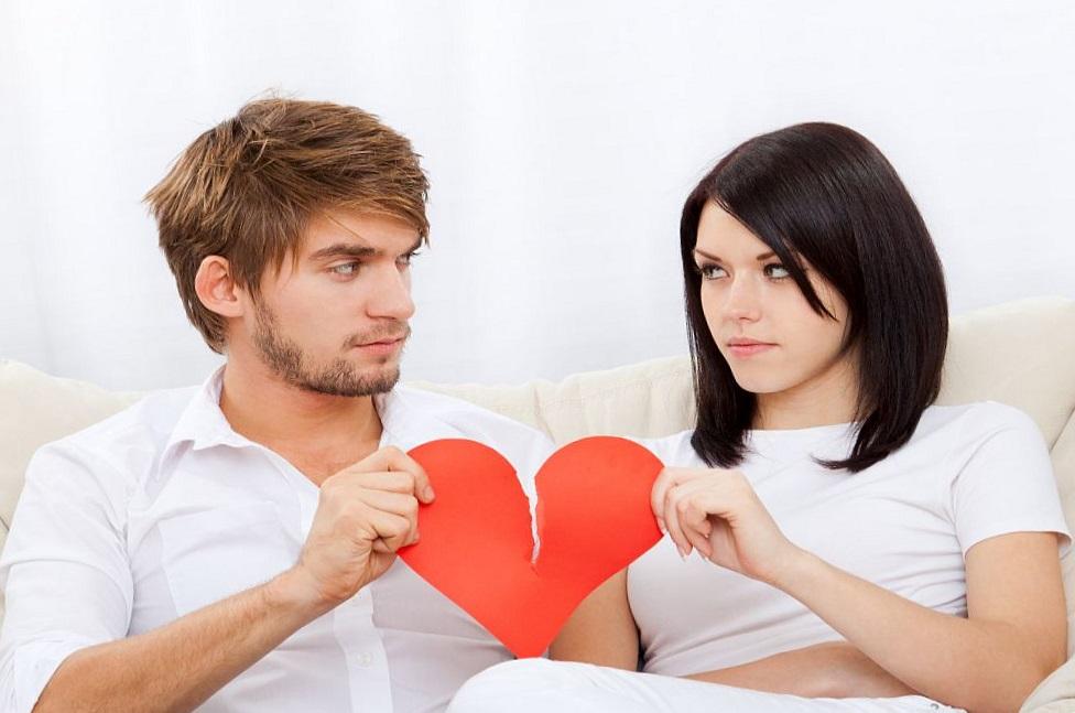 Как расстаться с парнем