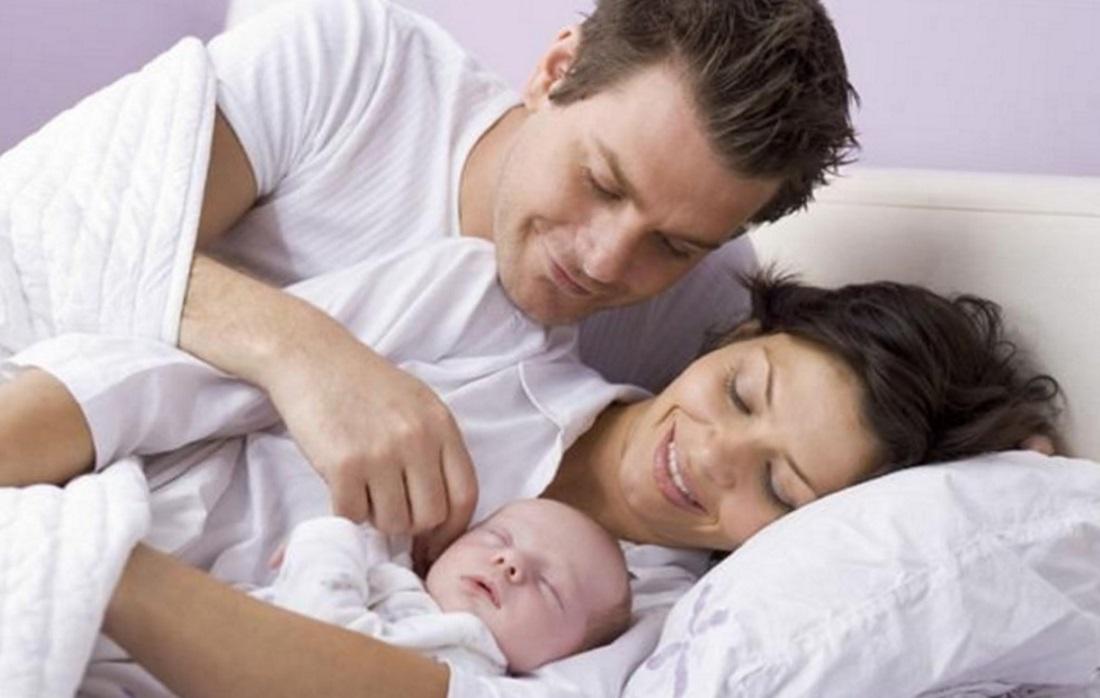 Как отразится рождение первенца на отношениях молодой семьи