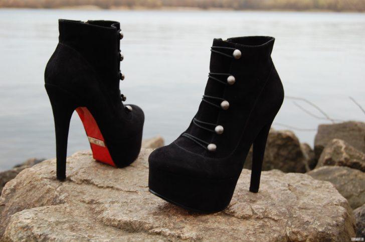 Обувь для зимы Мода осень и зима
