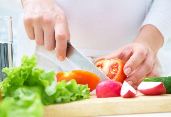 Полезная и здоровая пища Низкокалорийные продукты