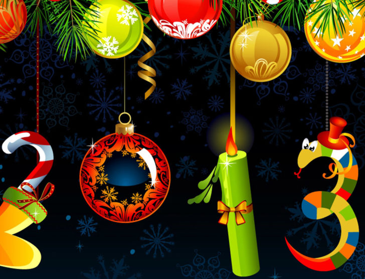 2013 год или встреча нового года Змеи с исполнением желаний и гороскопом