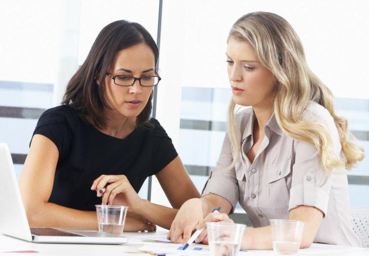 Прибыльные профессии для женщин