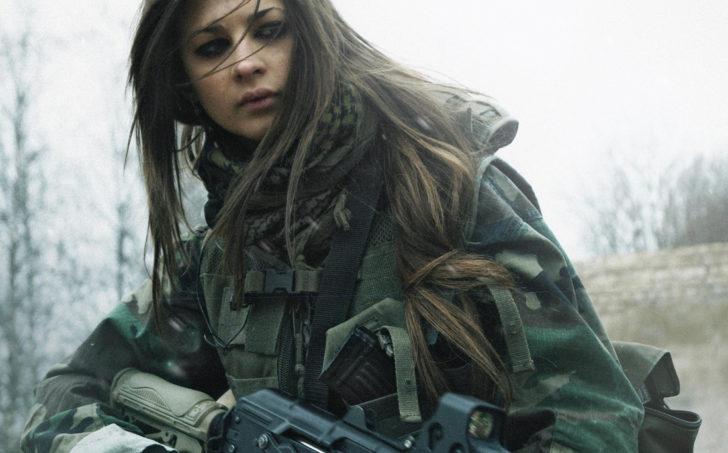 Женщинам предоставят право служить в армии