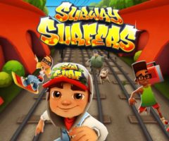 Subway Surfers на Android