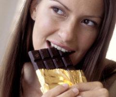 Шоколад и любовь Полезные свойства шоколада