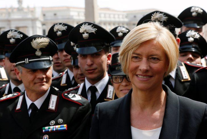 Правительство Италии 8212 победа женщин
