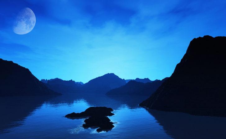 Влияние синего цвета на человека