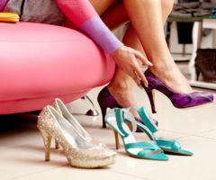 Бизнес по продаже женских туфлей