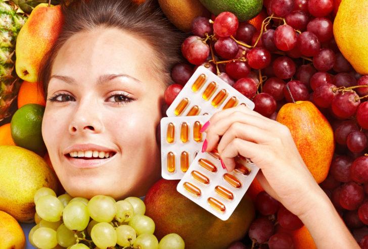 Витамины для женского организма