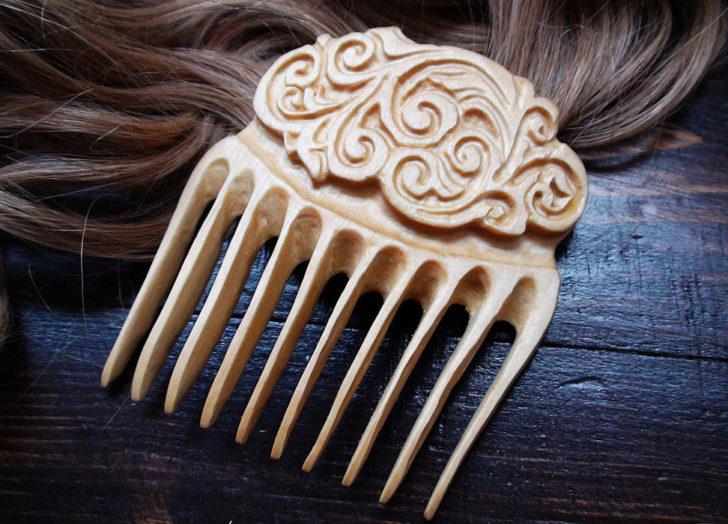 Расчески по уходу за волосами