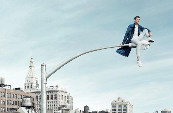 Lacoste 8212 стиль и образ мужской силы