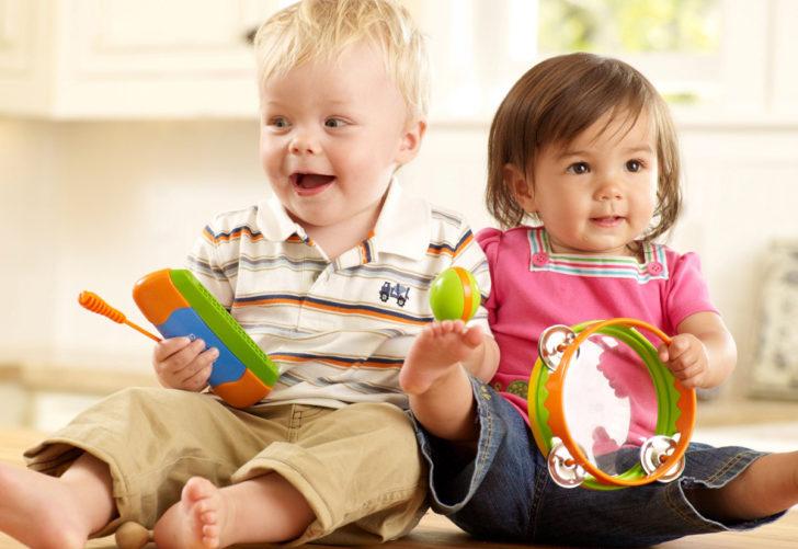Какие игрушки понравятся малышу