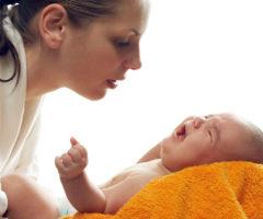 Ринит у новорожденного и ребенка до года