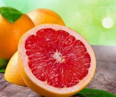 Зеленая аптека грейпфрут