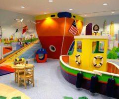 Идеи для бизнеса  игровые комнаты для детей