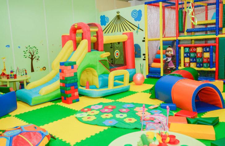 Бизнес идея игровой комнаты от Алены Мошковой