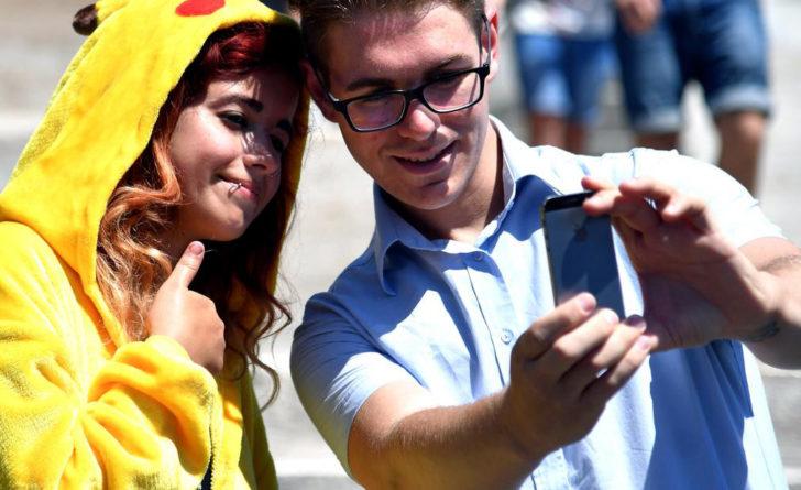 Pokemon Go 8212 как искать покемонов
