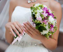 Как составить букет на свадьбу