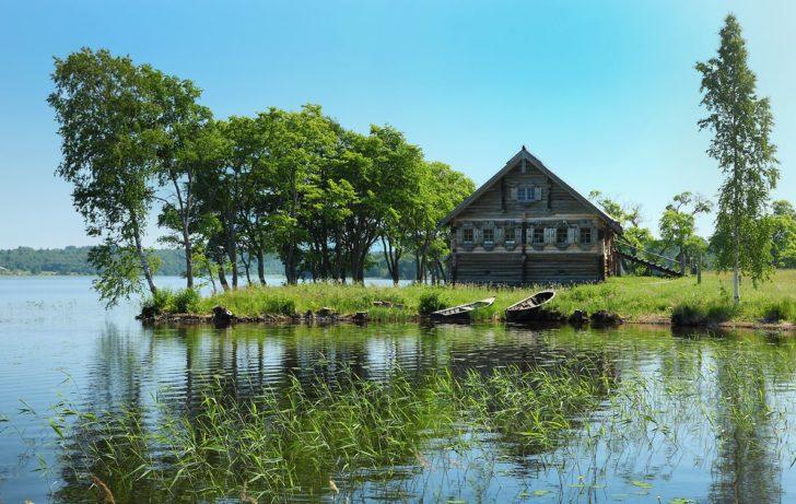 Онежское озеро в Республике Карелия