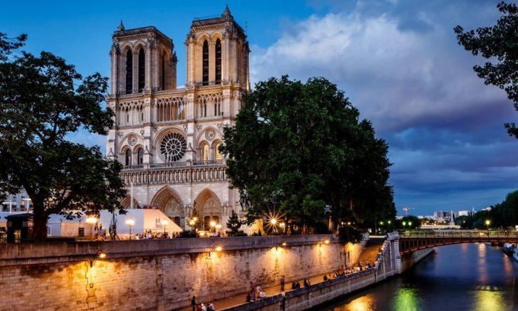 Экскурсии по Франции 2019