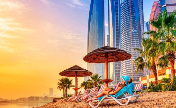Отдых в ОАЭ весной