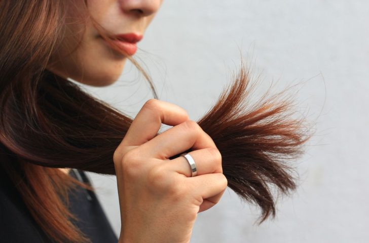 План спасения посеченных кончиков волос