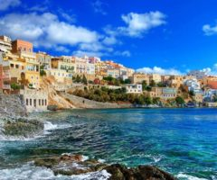 Путешествие по Афинам в 2019