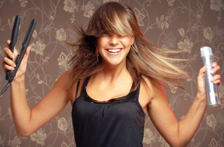 Секреты укрощения непослушных волос