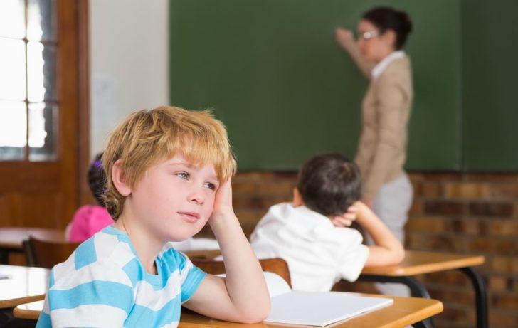 Почему детям не нравится учиться