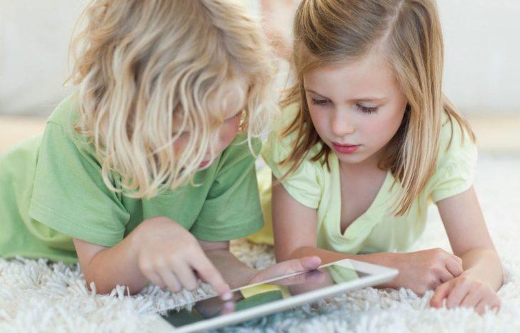 Влияние планшета на развитие ребенка
