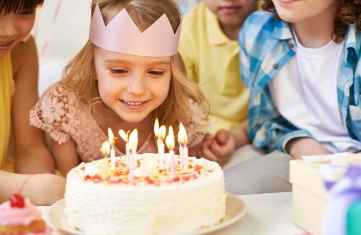 Как отпраздновать день рождения ребенка недорого
